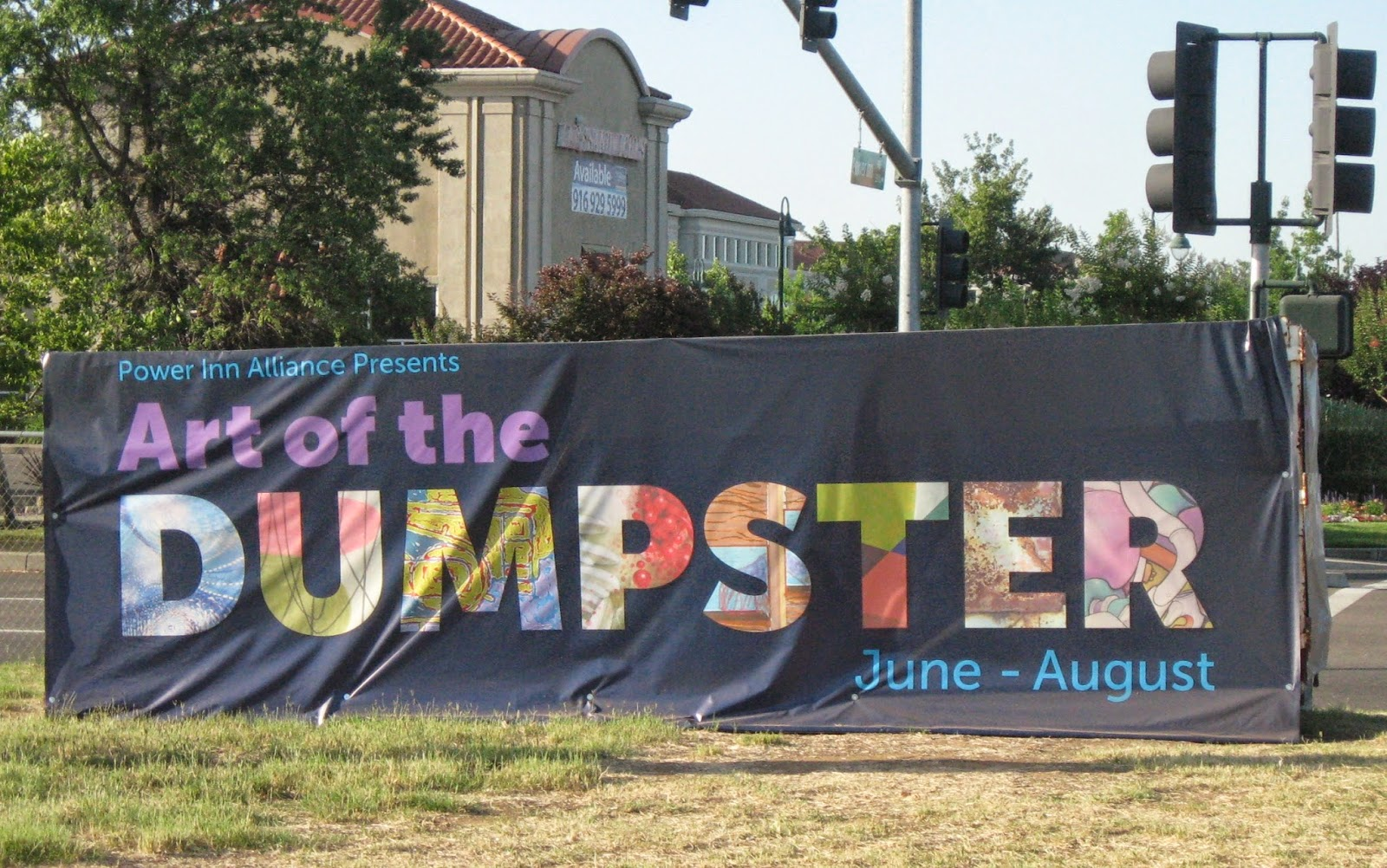 "Show: ""Art of the Dumpster"""