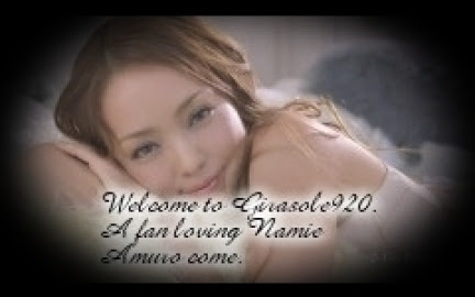 Friend's Blog about Namie