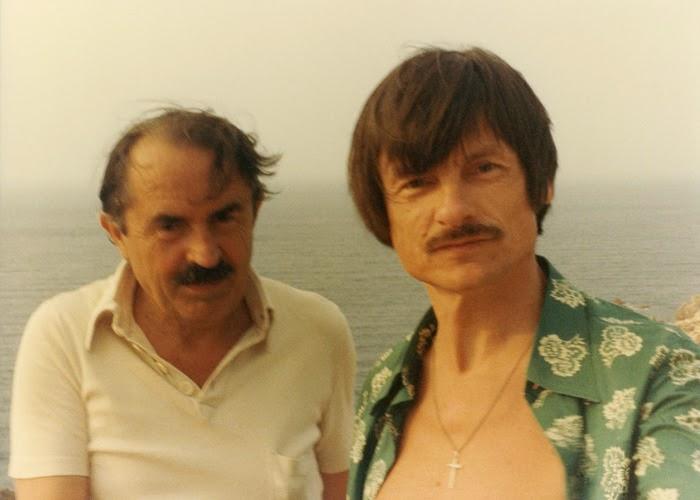 Время путешествия: Андрей Тарковский и Тонино Гуэрра