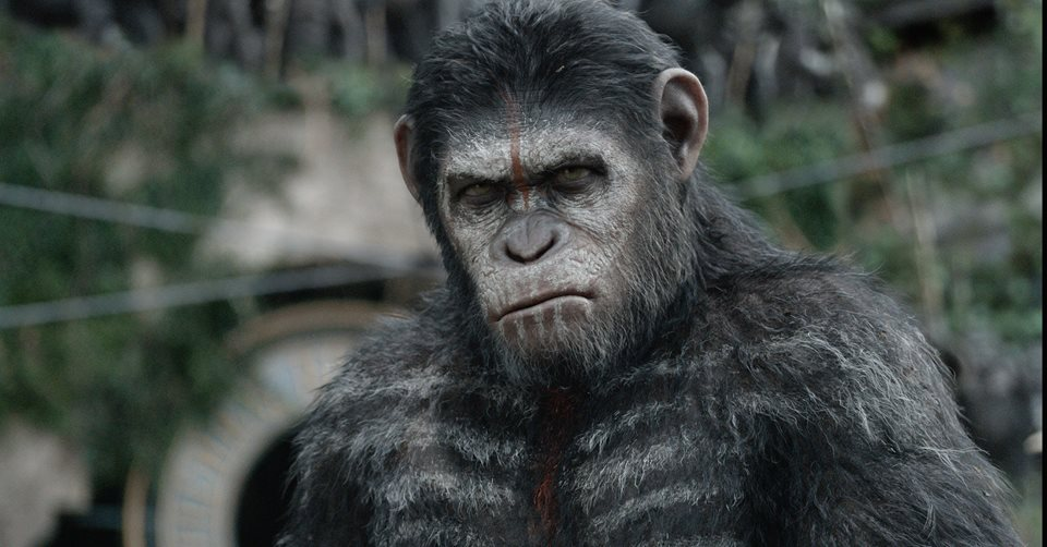 Dawn of the Planet of the Apes Andy Serkis is Caesar
