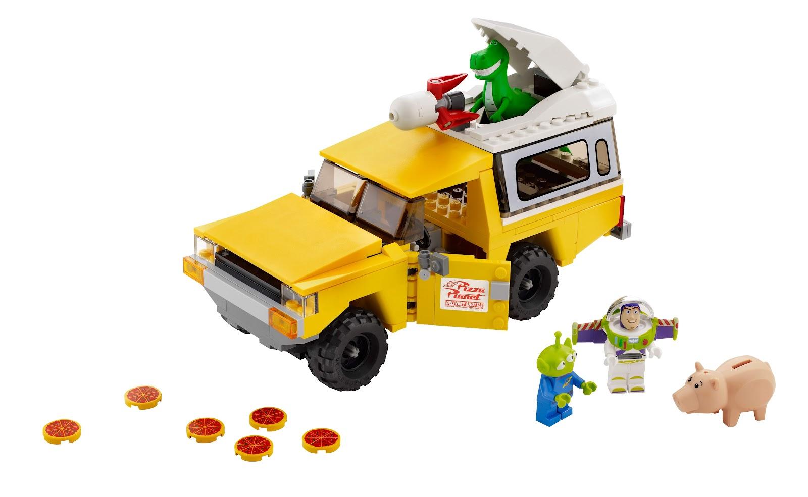 Lego Toy Story : Onetwobrick lego set database