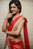 vithika sheru half saree photos-thumbnail-10