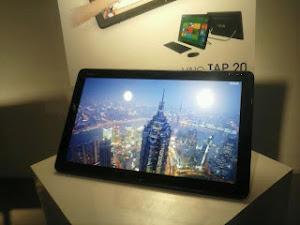 Sony Slide PC Tablet 2012