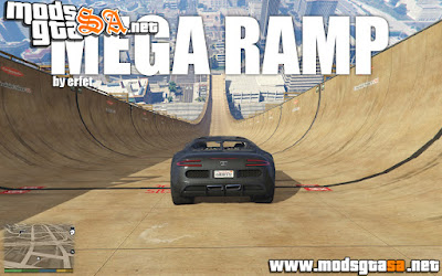 V - Mega Rampa para GTA V PC