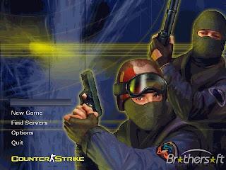 غلاف لعبة كونتر سترايك