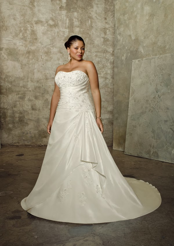 Fashiongirlstrendwomencollection 2015 Summer Plus Size Wedding