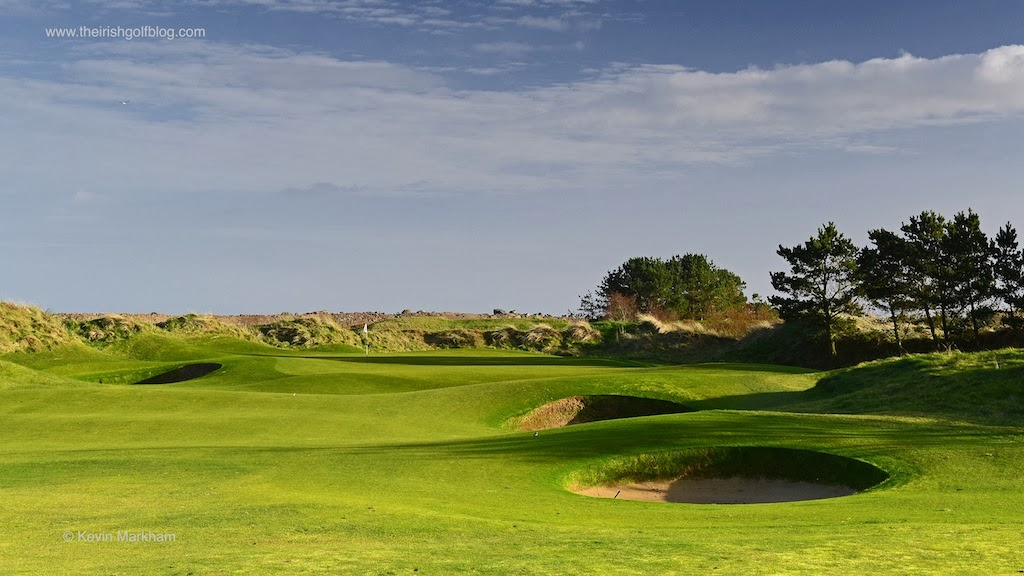 Arklow Golf Links, Ireland