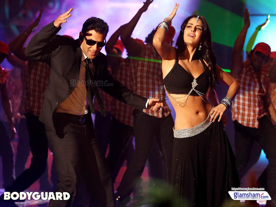 Katrina Kaif Bodyguard Wallpapers - HQ 