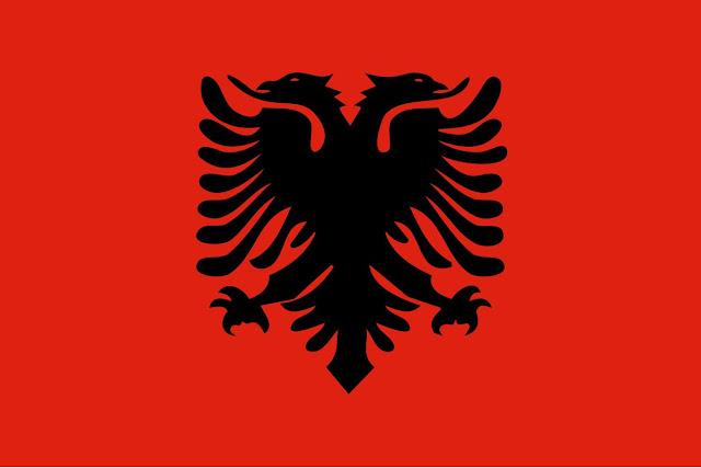 Imag Bandera de Albania
