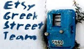 ETSY Greek Street Team