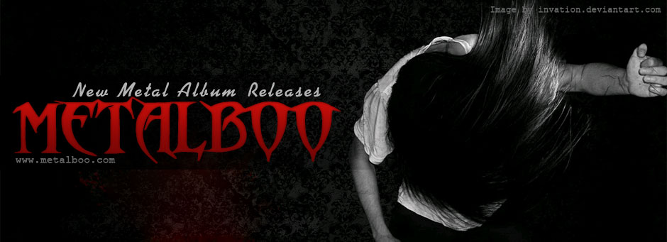 MetalBoo.com New Metal Album Releases
