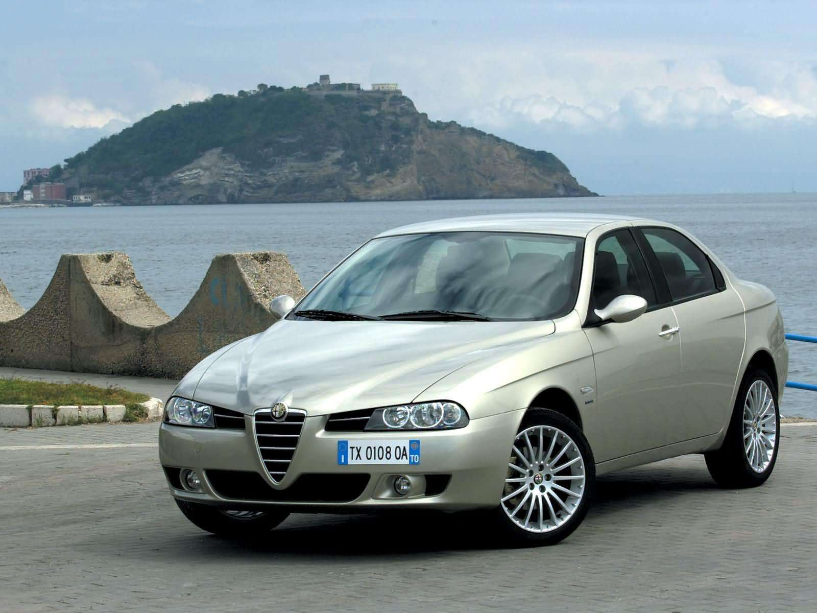 automotive database alfa romeo 156. Black Bedroom Furniture Sets. Home Design Ideas