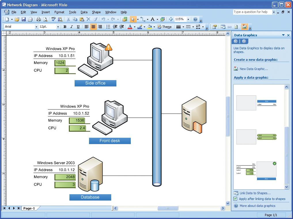 Caracteristicas De Microsoft Office Visio Descargar
