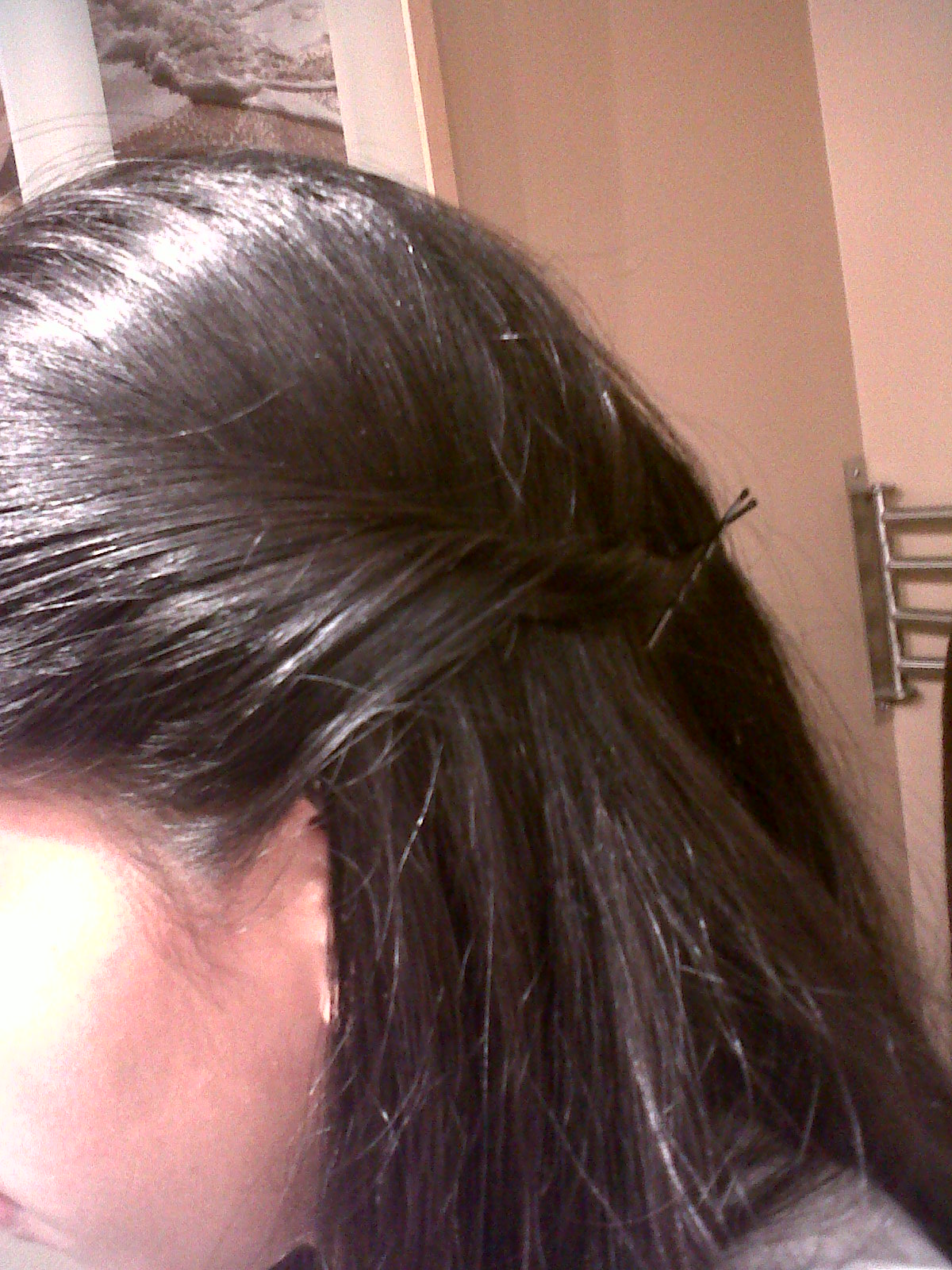 Displaying 20> Images For - Back Of Head Hairstyles...
