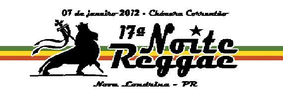 Noite Reggae de Nova Londrina - PR