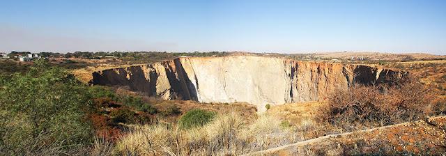 miniera di diamanti di Cullinam sud africa south africa