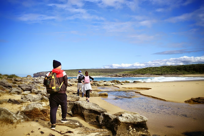 Bundeena to Wattamolla Coastal Track Hike Royal National Park