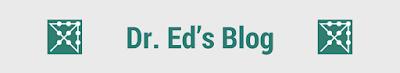 Dr. Ed's Blog