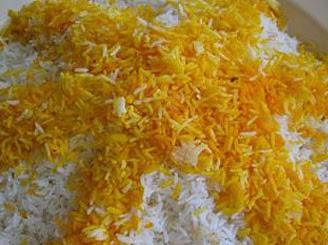 الأرز الإيراني