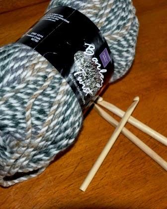 Barley Twist Yarn and Crochet Needles