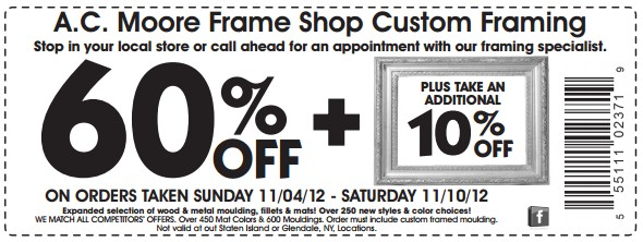 image relating to Ac Moore Printable Coupons named AC Moore Printable Coupon Keep November 2012 - for discount coupons