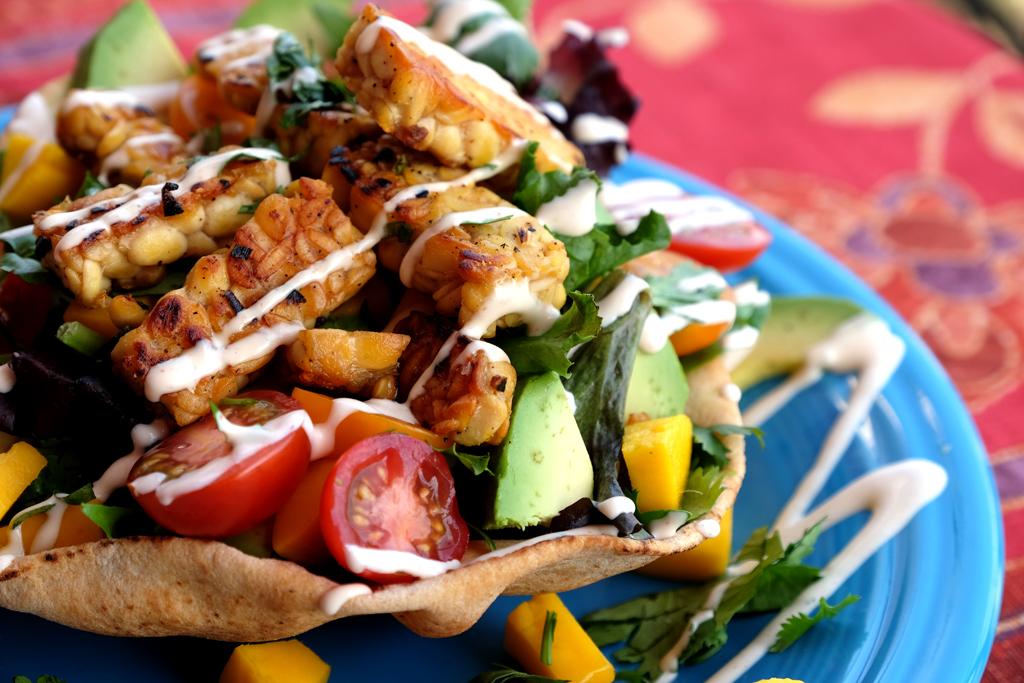 Recettes salades ete - Recette fraiche pour l ete ...