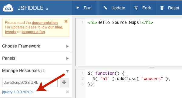 The Magic of the jQuery 1.9 Source Map · Manorisms