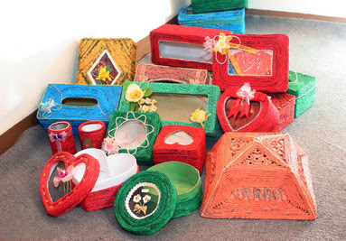 Recycling Crafts | Recycling Paper materials | Recycling+Crafts+from+paper