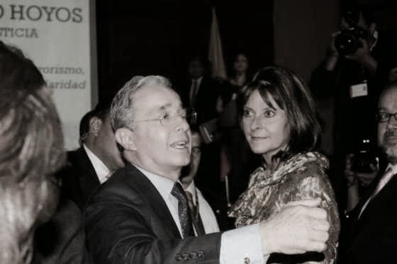 Uribe y Martha Lucia Ramirez