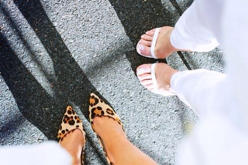 Flash Post : Love shoes!