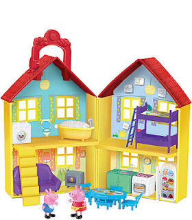 Fisher Price Peppas P ek n Surprise Playhouse 13050042 01 Free Blog Opp Via NY Saving Specials #2
