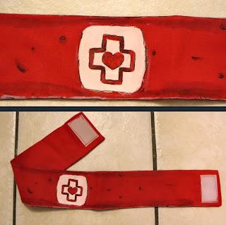Dr. Zed's Armband!