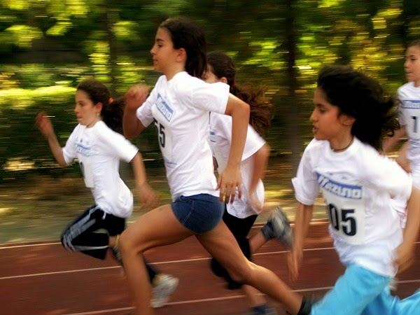 Alimentación para niños que hacen deporte