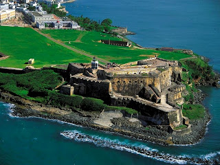 El Morro Fort San Juan - Puerto Rico