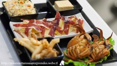 Asturias gastronom a una docena de farturas en asturias - Marisquerias en asturias ...