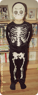 World Book Day costume idea