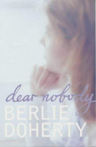 dear nobody Der film dear nobody nach dem gleichnamigen roman von berlie doherty schufen wir dieses meisterwerk für unseren englisch-unterricht.