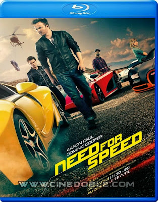 need for speed 2014 720p latino Need for speed (2014) 720p Latino