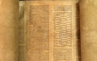 """Kitab Taurat """"Paling Tertua"""" di Dunia Telah Ditemukan di Italia"""
