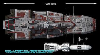 big ships!