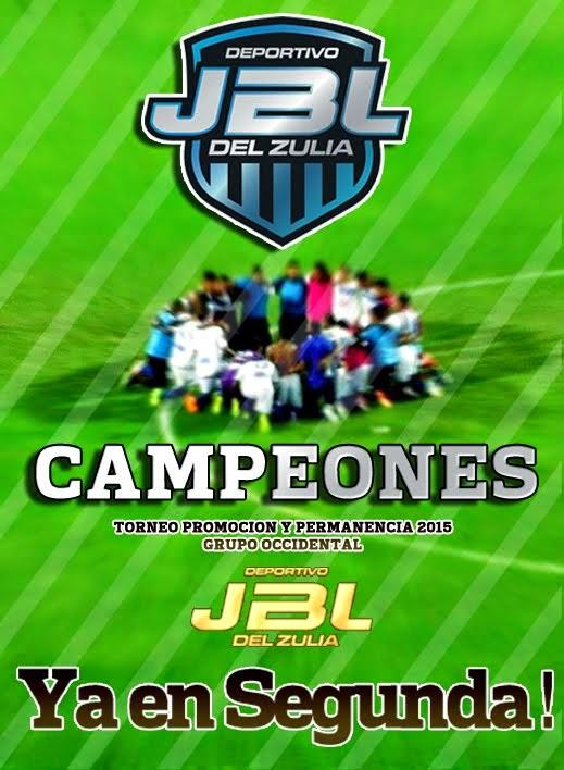 Campeones Promoción 2015