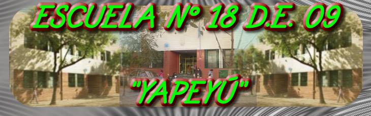 Escuela 18 DE 9