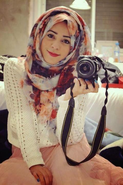 Girls hijab dps best fb dps Fashion style girl hijab facebook