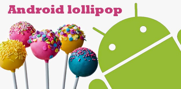 android lollipop versmed