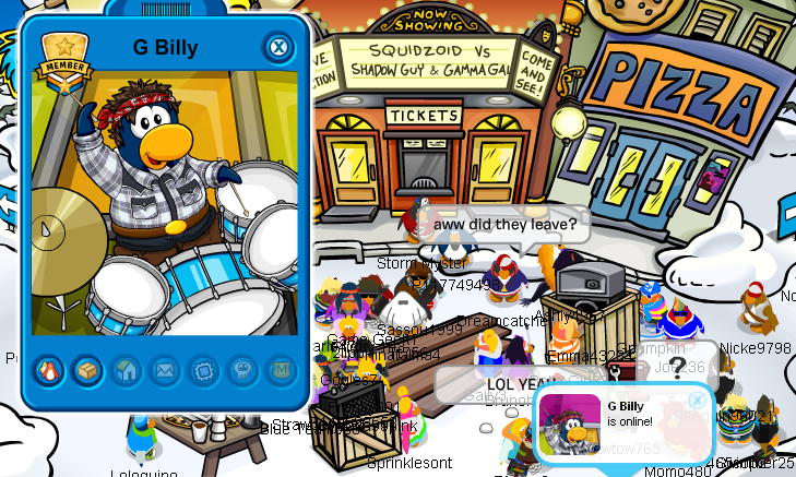 Penguin Marvel Superhero Takeover Cheats Club Band