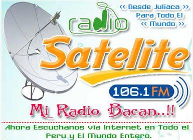 RADIO EN VIVO SATELITE 106.1 FM