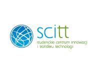 Logo Studenckiego Centrum Innowacji i Transferu Technologii