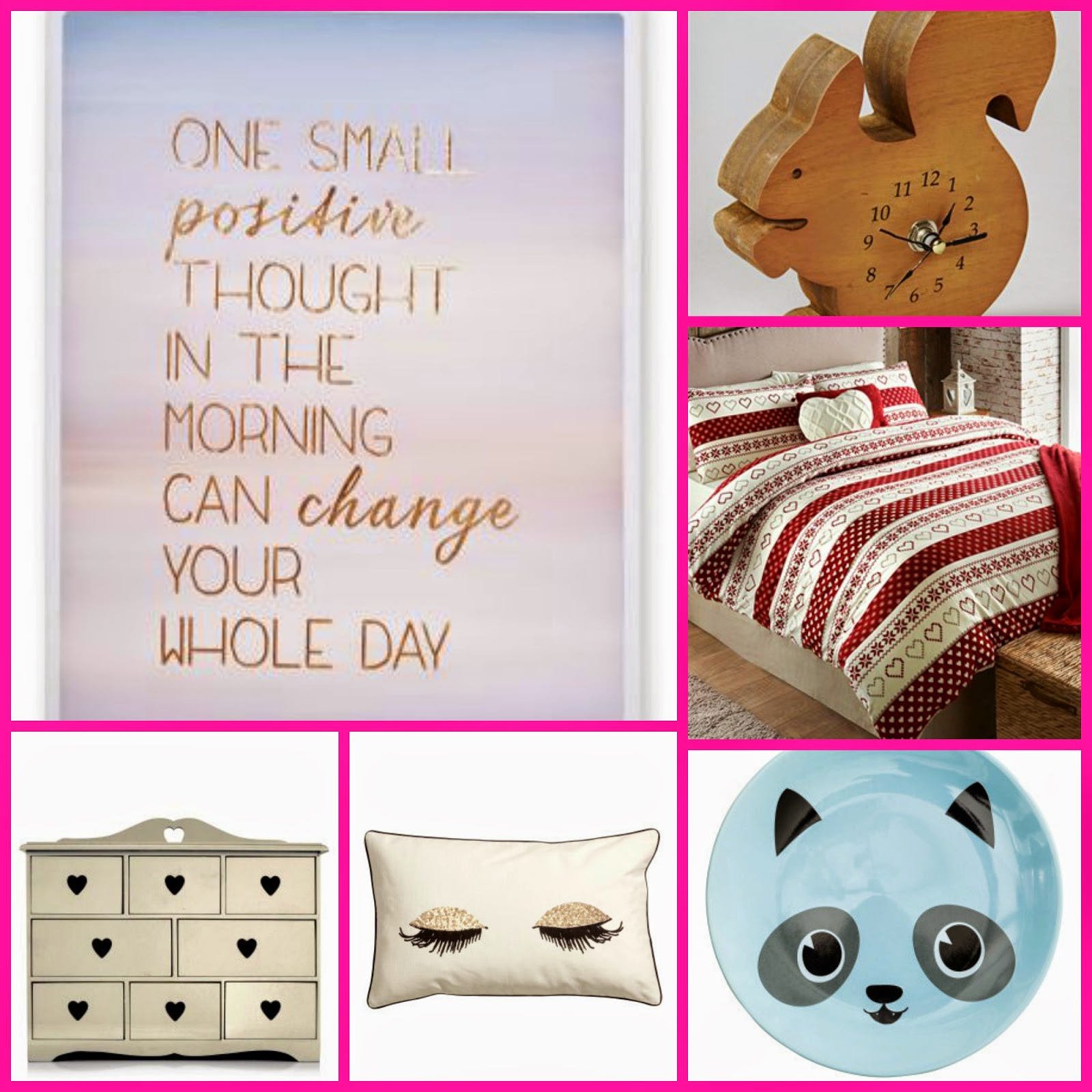 Wishlist #14 Homeware Edition