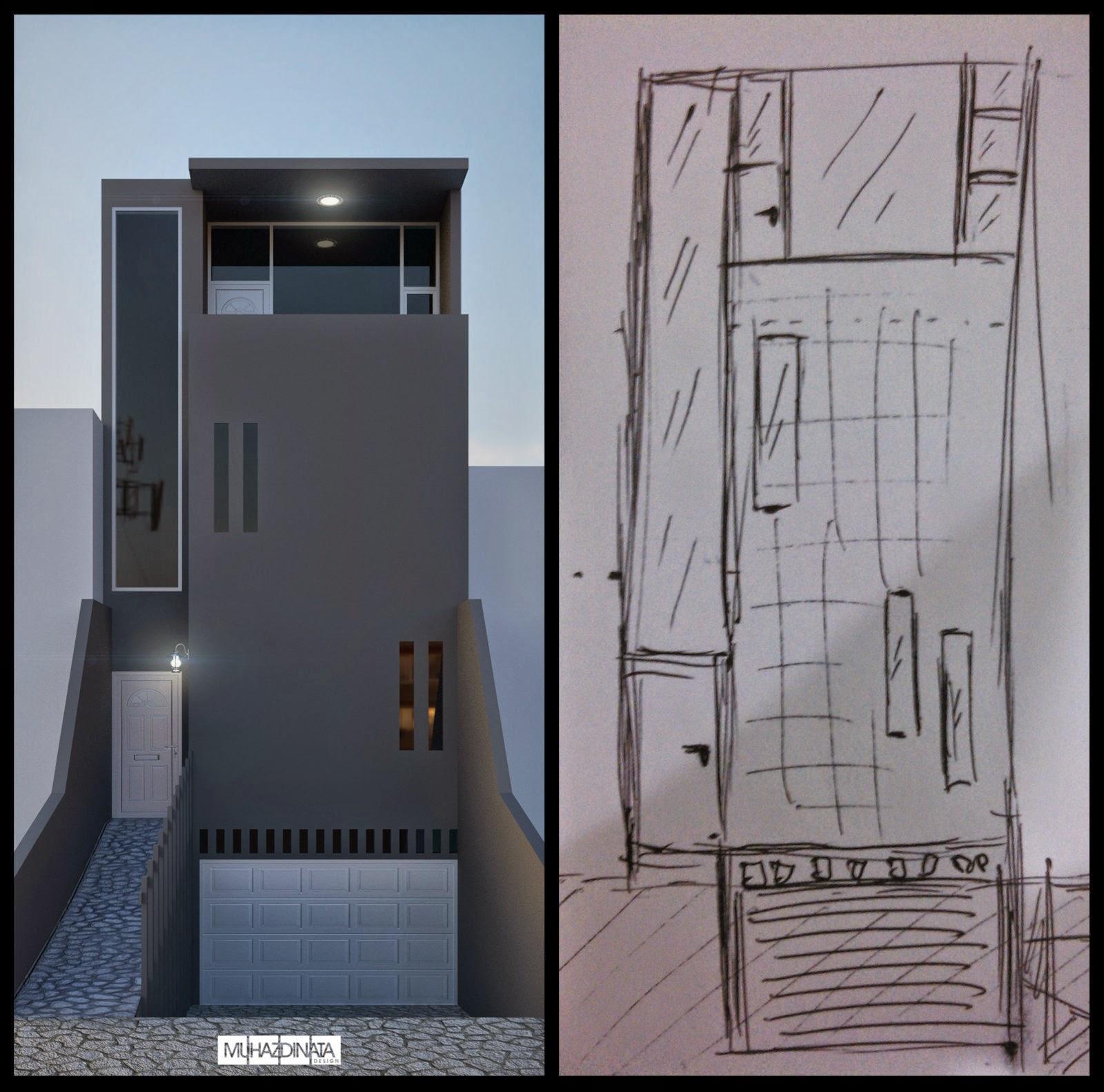 Setelah banyak meniru dan belajar dari banyak desain rumah orang lain keinginan untuk membuat desain rumah sendiri pun muncul. Siapa yang tidak berminat ... & How to Make Your Home Sketch Being 3d with Blender - MUHAZDINATA