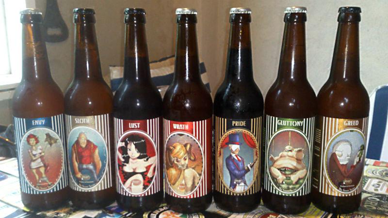 amager bryghus 7 dødssynder